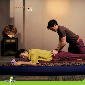 Normal thai massage rm88