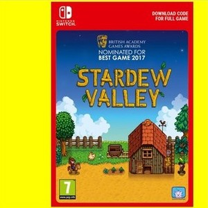 Normal stardew valley  switch